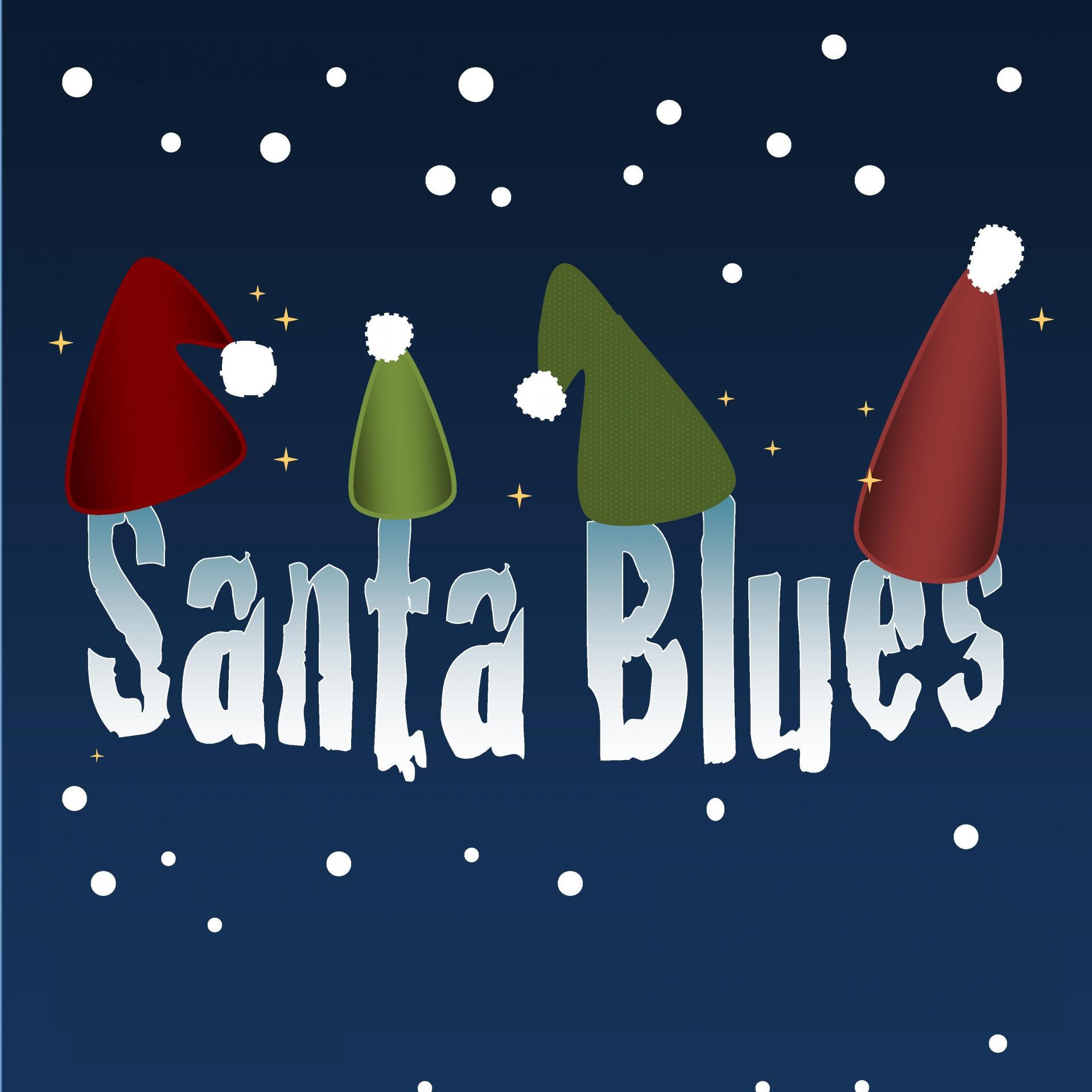 Santa Blues
